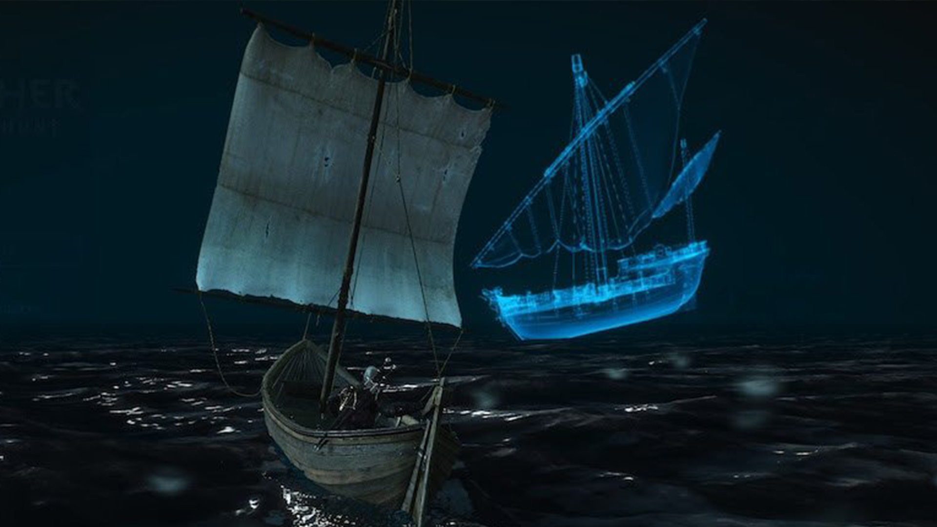 did you know there's a ghost ship in the witcher 3? | pcgamesn