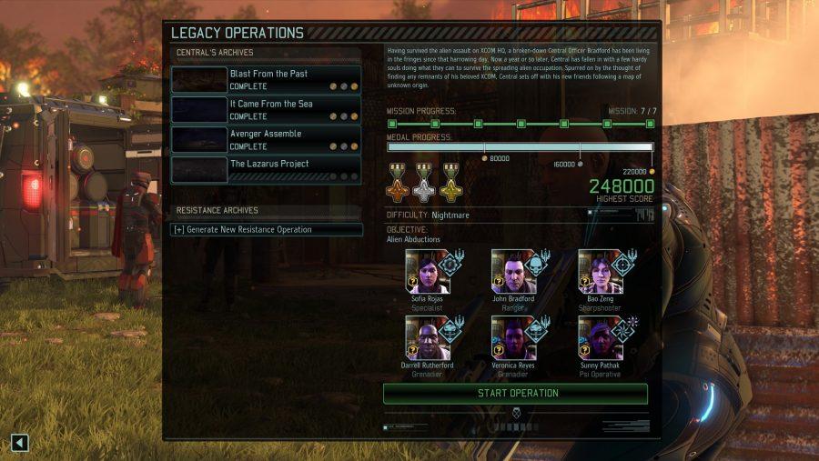 XCOM 2 Legacy Pack