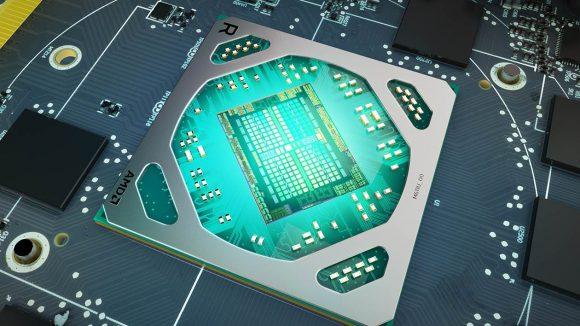 AMD RX 590 GPU