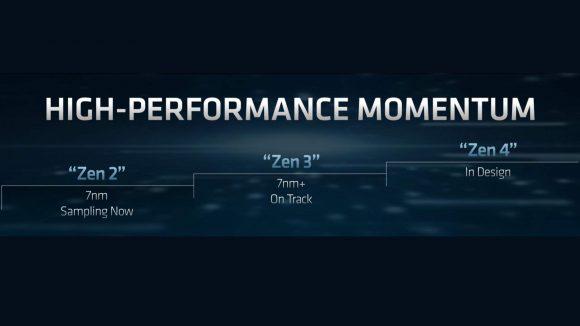 AMD Zen 4 in design