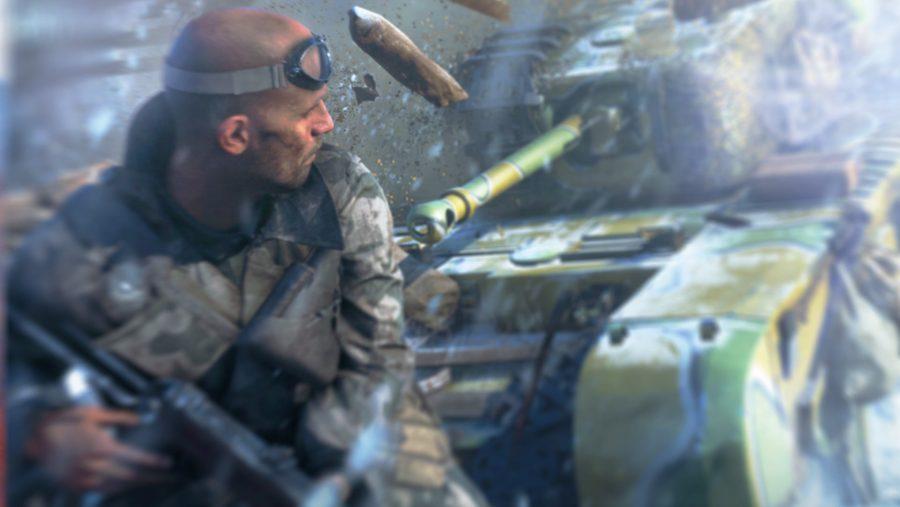 Battlefield-V Field Medic