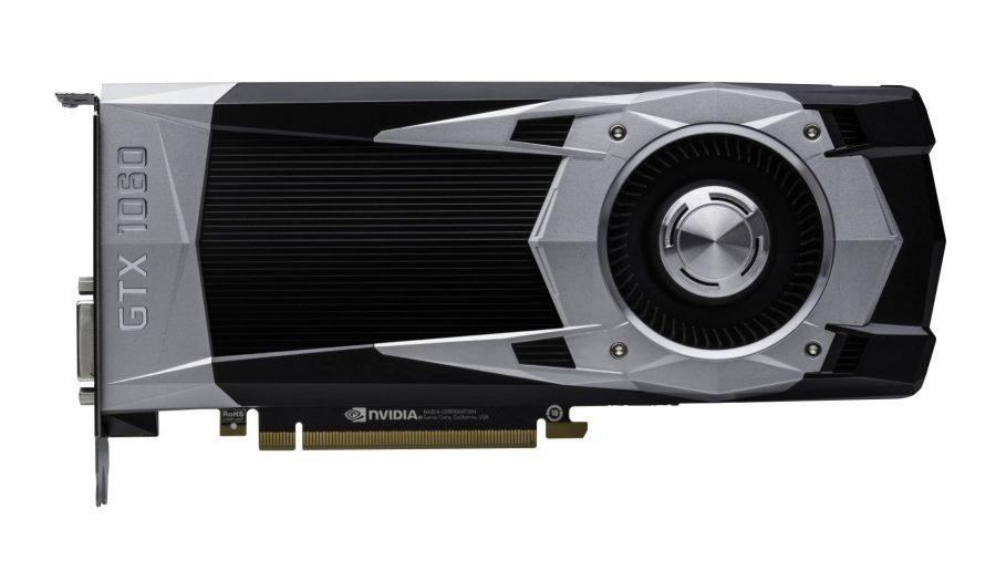 Best graphics card runner-up - Nvidia GTX 1060 6GB
