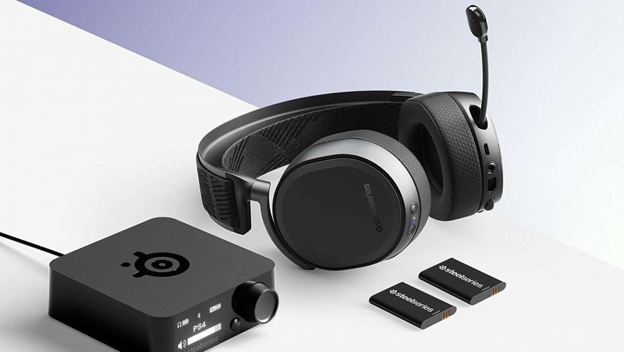Best wireless headset - SteelSeries Arctis Pro
