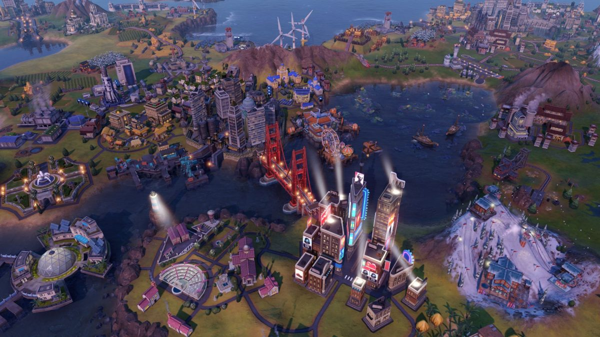 Civilization VI: Gathering Storm brings climate change to