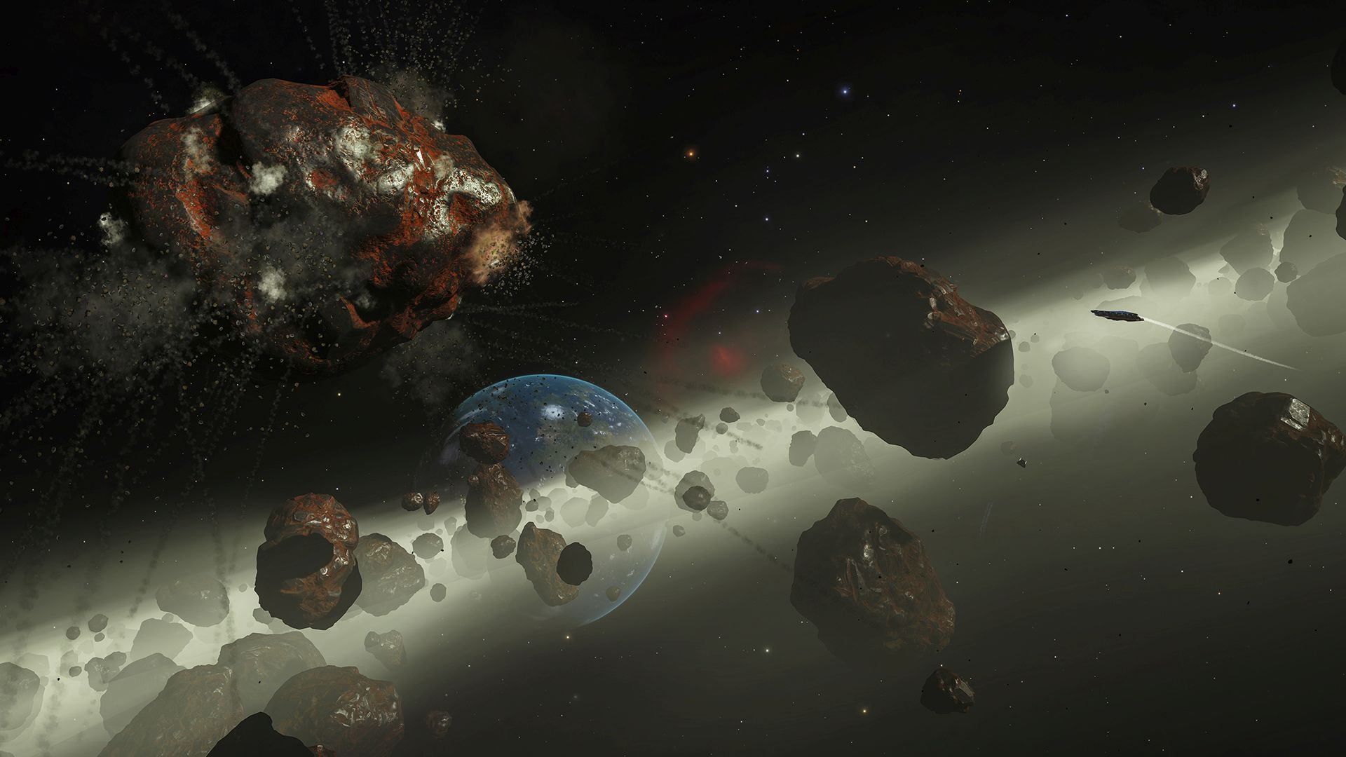 Elite Dangerous goes Armageddon to deliver on the danger and