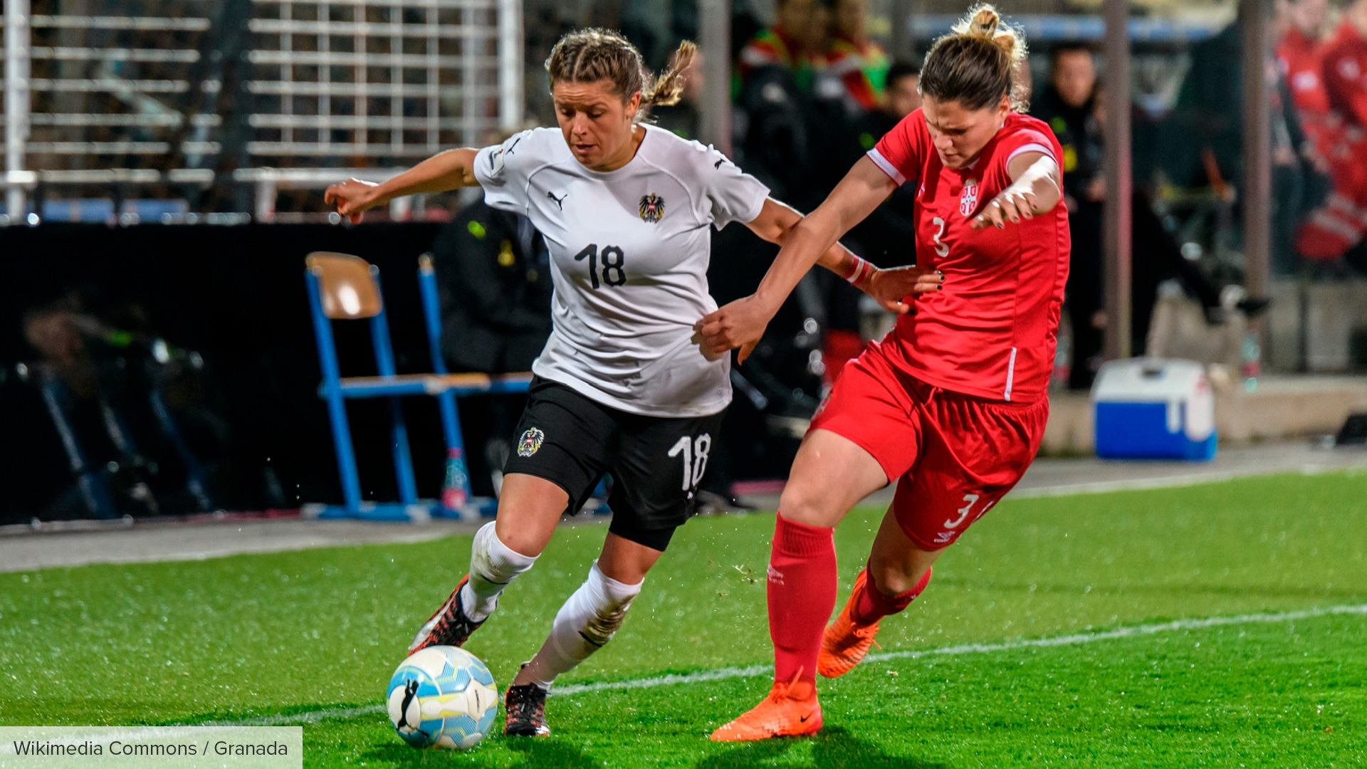 Women's Football Popularity Rise
