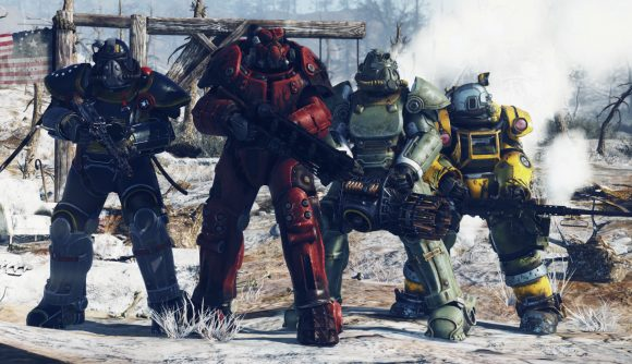Fallout 76 Atoms challenges