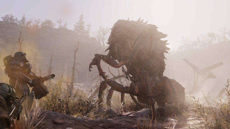 Fallout 76 graphics