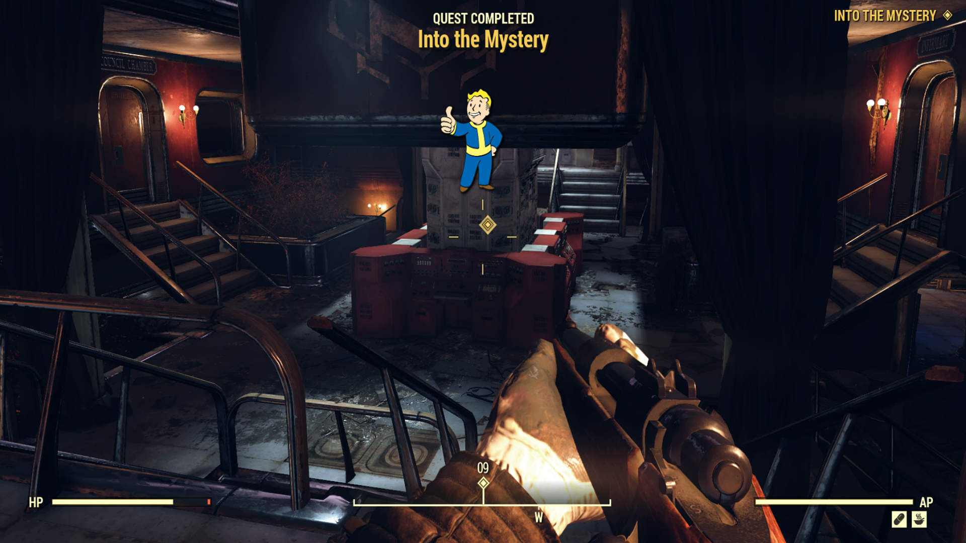 Fallout 76 factions: how to find and join the Fire Breathers
