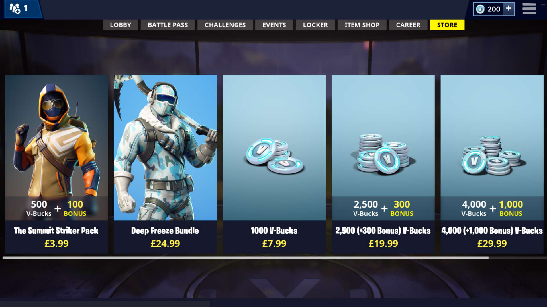 Fortnite V Bucks Cost Ps4 6 Ways To Get Free V Bucks