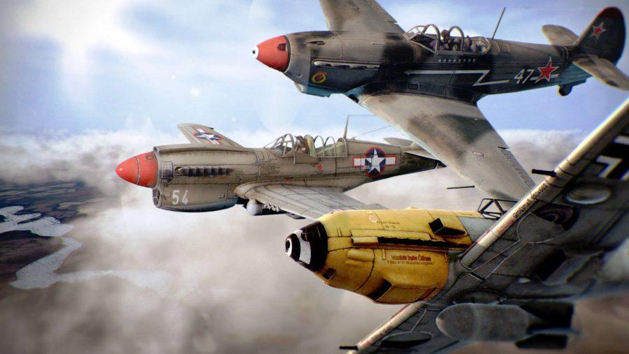 Heroes & Generals update 112 planes