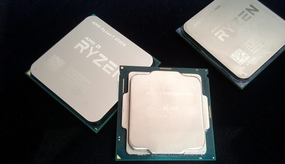 Intel and AMD CPUs