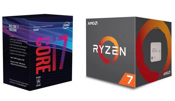 Intel versus AMD packaging