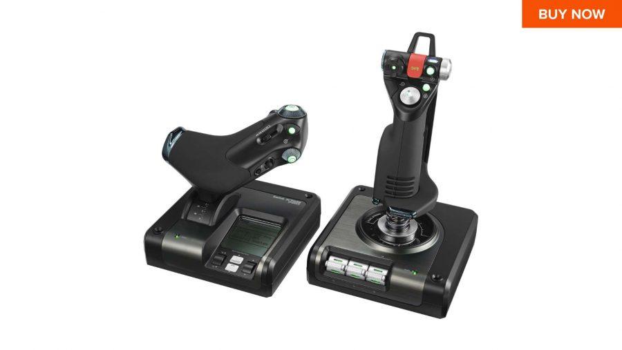 Logitech Saitek X52 Pro