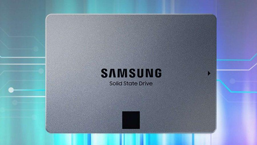 Samsung 860 QVO performance
