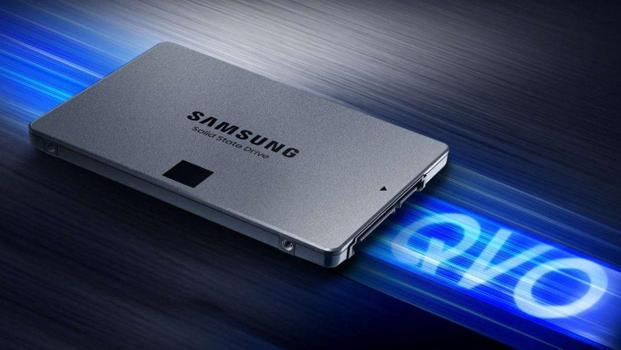 Samsung 860 QVO NAND