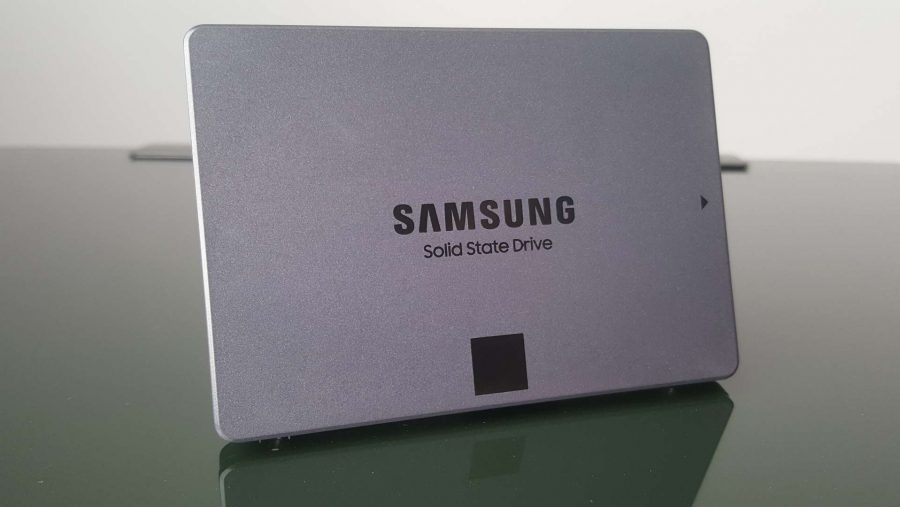 Samsung 860 QVO review: the first QLC SATA SSD, but it can't topple