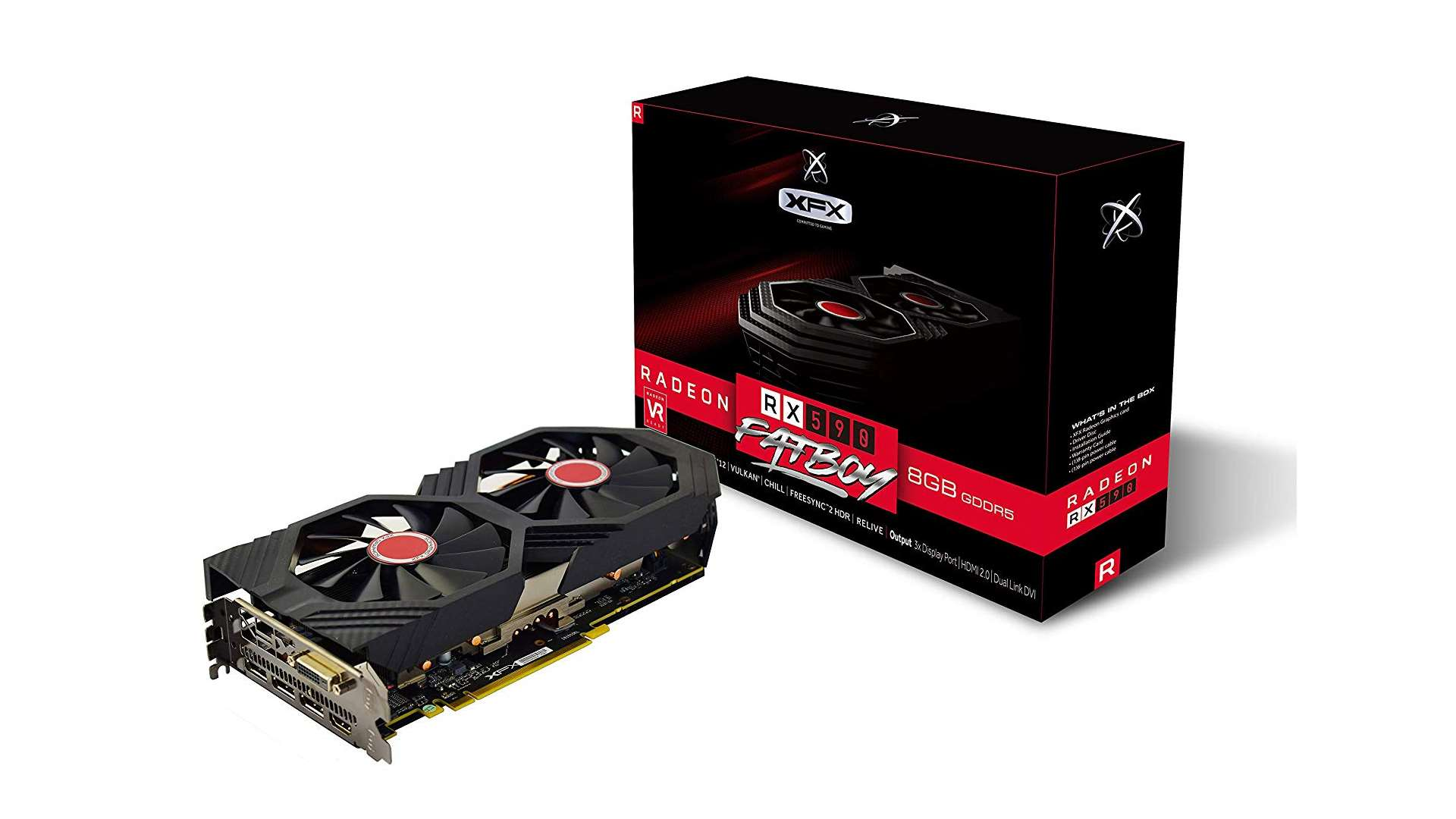 AMD's RX 590 will now work in Linux… but it's 76% slower than an RX