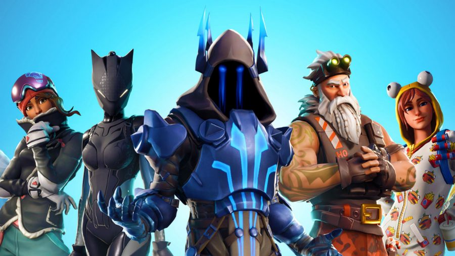 All Fortnite Skins The Latest And Best From The Fortnite Item Shop