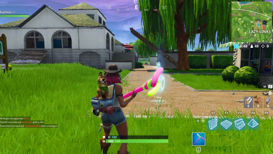 all fortnite vehicle timed trials locations lazy links