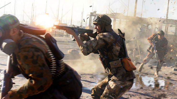 Battlefield 5 weapons guide screenshot