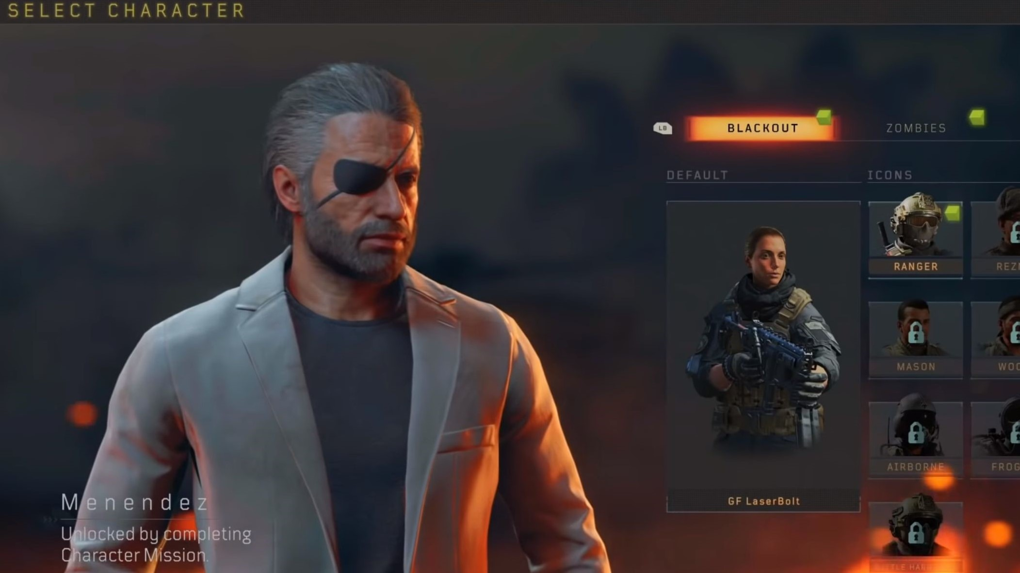 Blackout skins: how to unlock new characters for Black Ops 4 battle