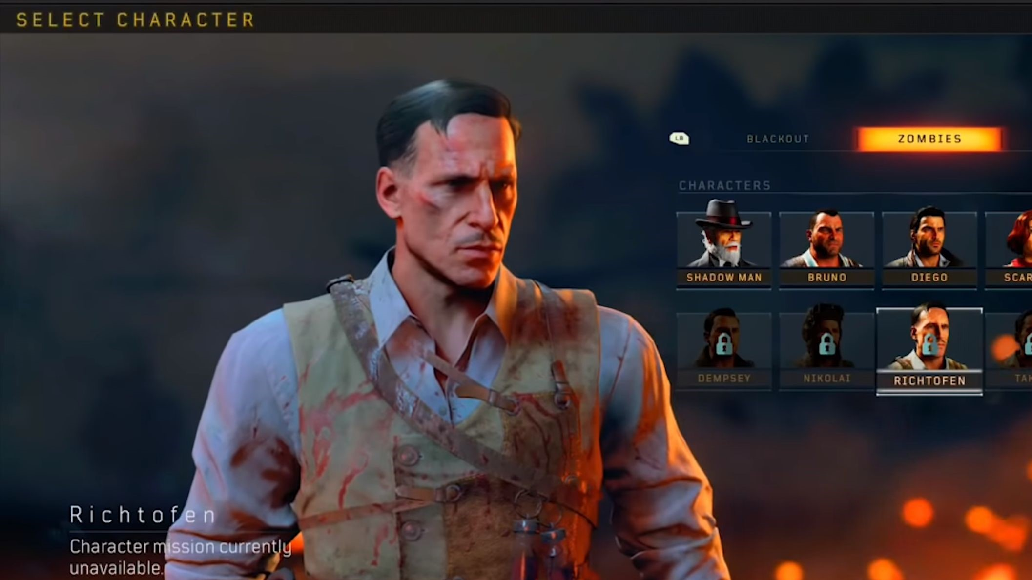 Blackout skins: how to unlock new characters for Black Ops 4