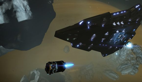 Elite Dangerous will finally support in-game groups with