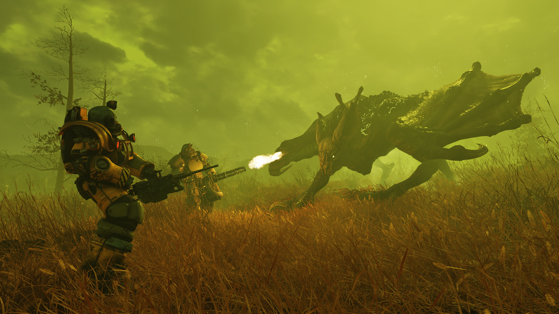 This Fallout 4 mod rebuilds Fallout 76, 185 years later