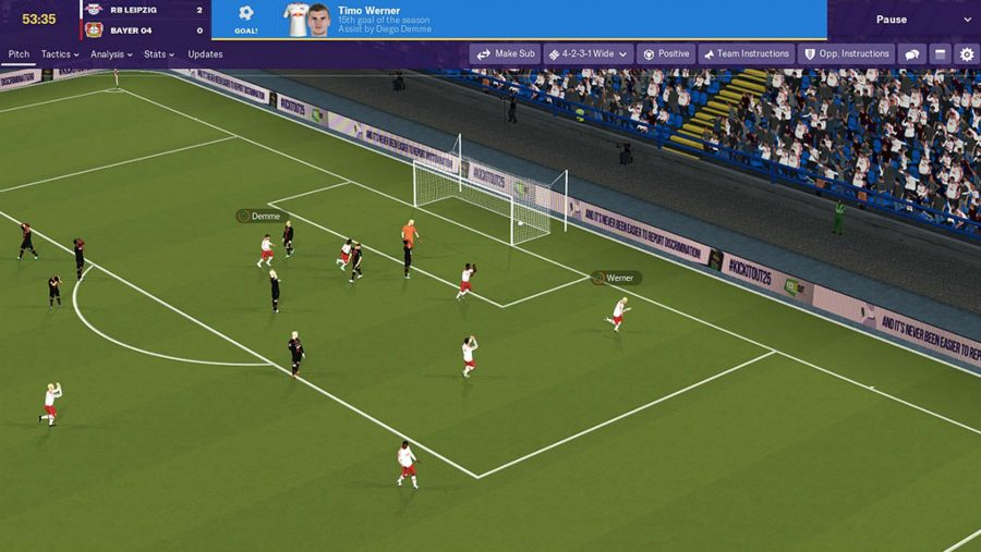How to make a good football manager tactic