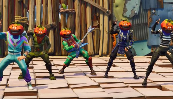 Fortnite Goes 12v12 With Infinite Respawns In The Food Fight Ltm