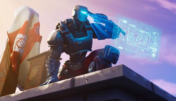 Fortnites Snowstorm Is Getting Closer And Its Hiding Clues About