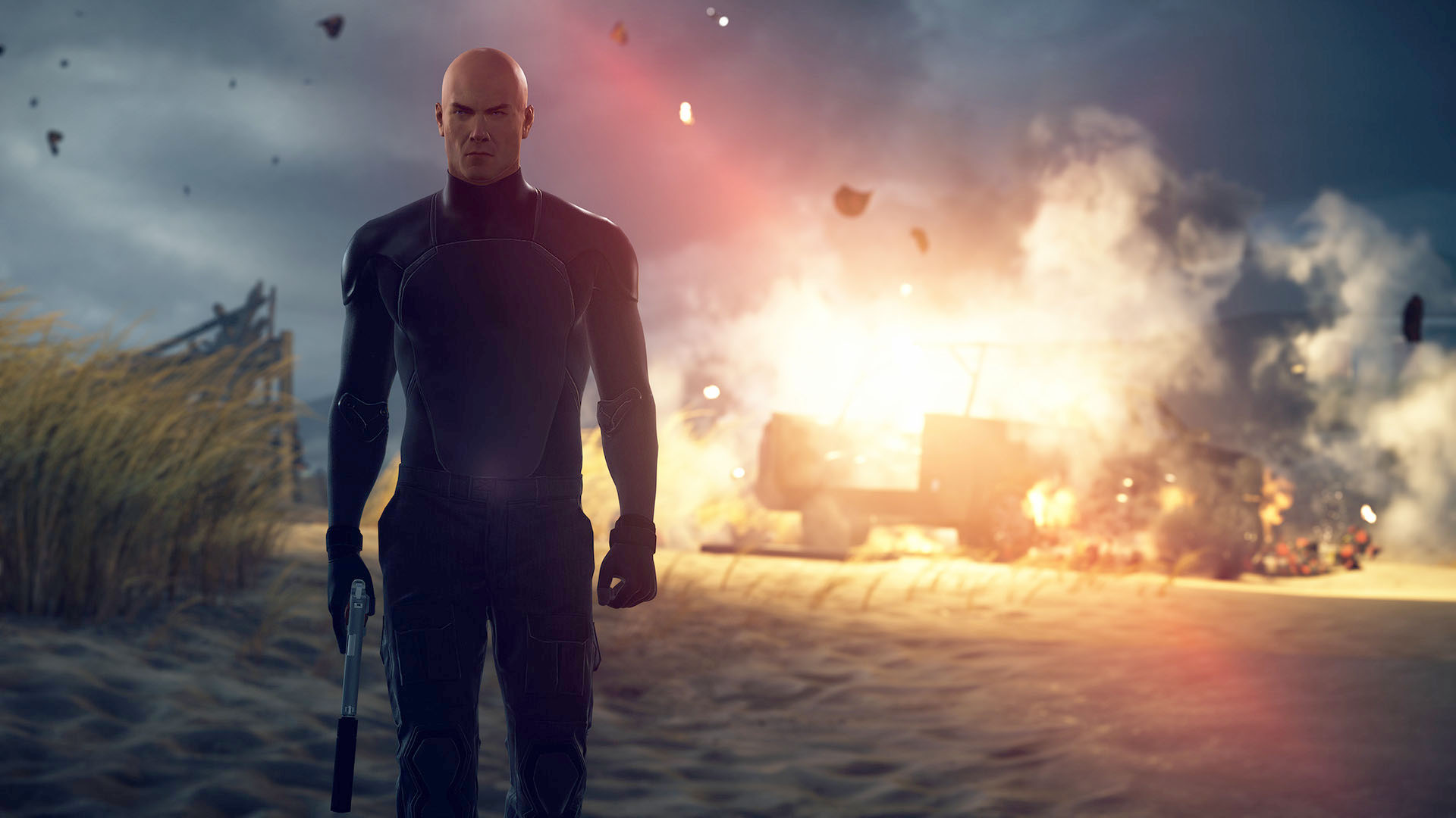 Hitman 2 is the latest game to drop Denuvo