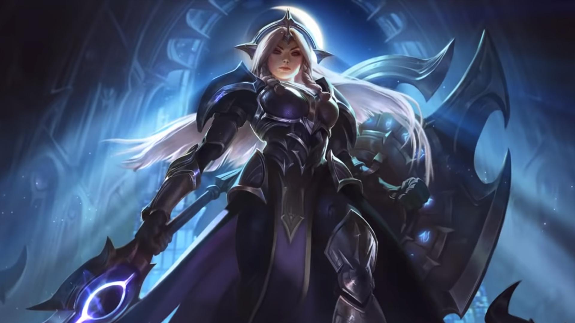 Eclipse Leona Skins Come To League Of Legends Tomorrow