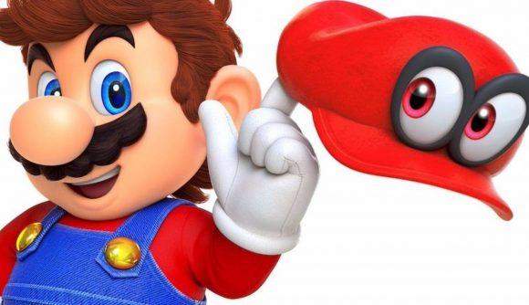 Real Life Mario
