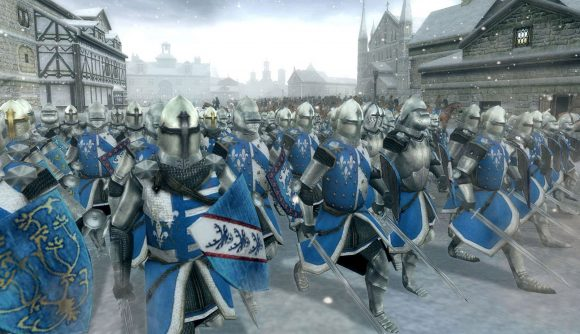 The new Total War Definitive Editions are free upgrades if you own
