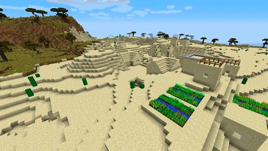 minecraft seeds -516687594611420526