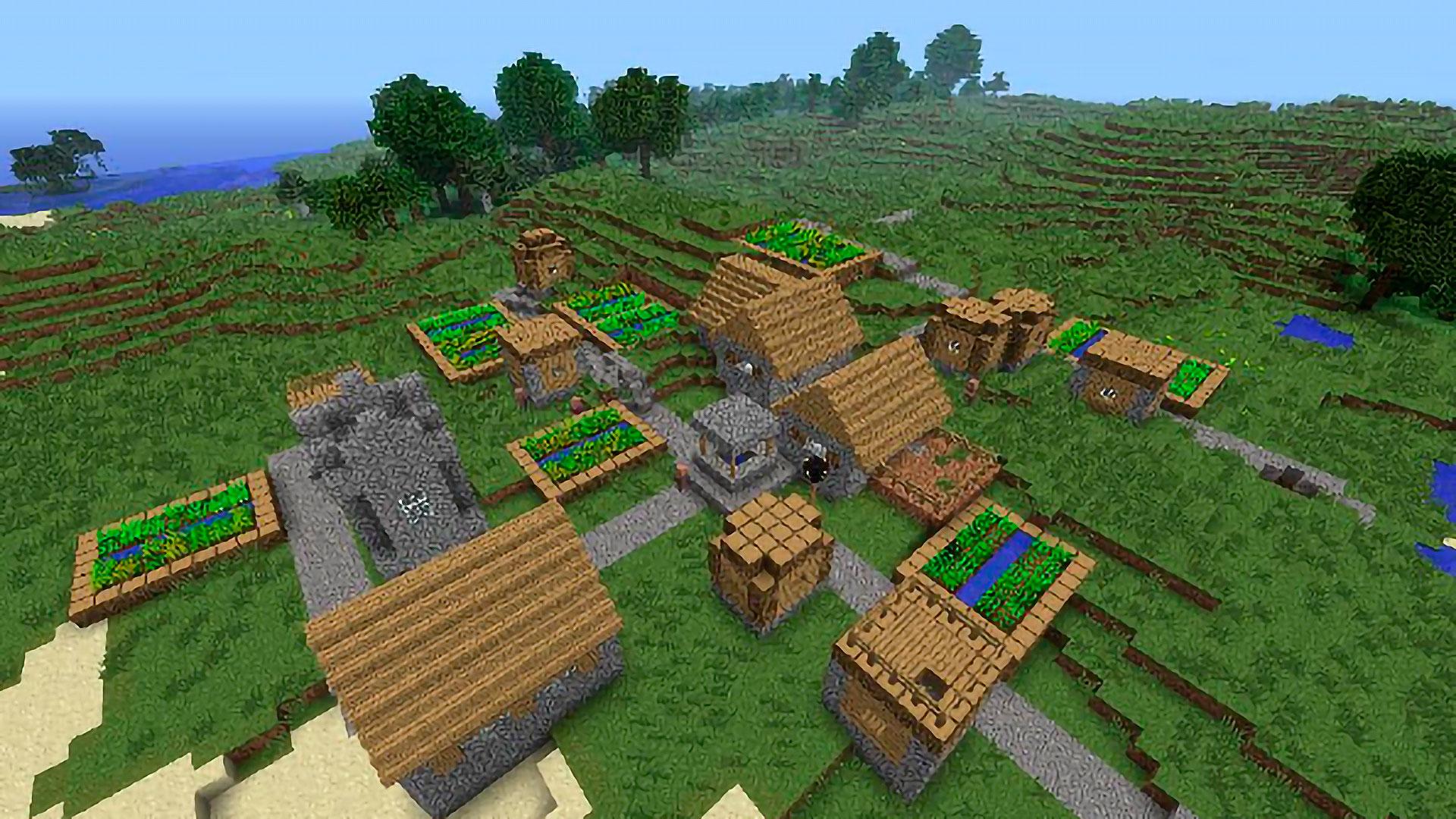 Java Minecraft now has pillaging   PCGamesN