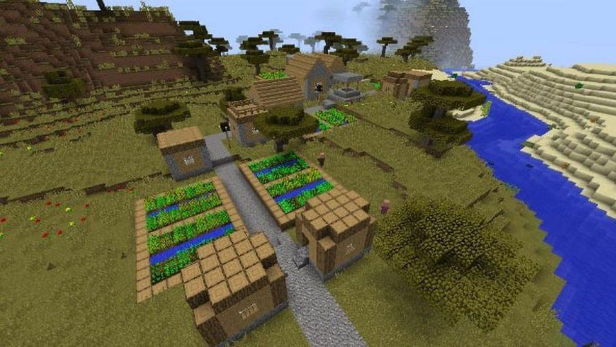 minecraft seeds 686298914