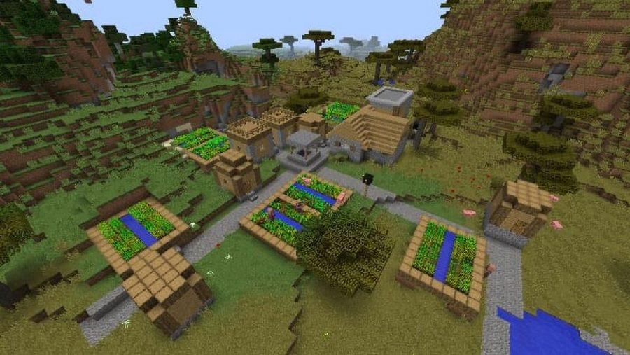 minecraft seeds 7281974495141360449