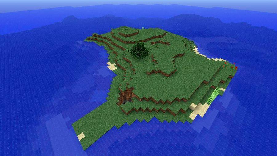 minecraft seeds Sprite