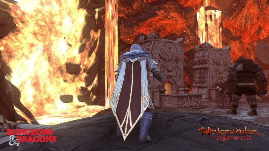 Neverwinter cloak