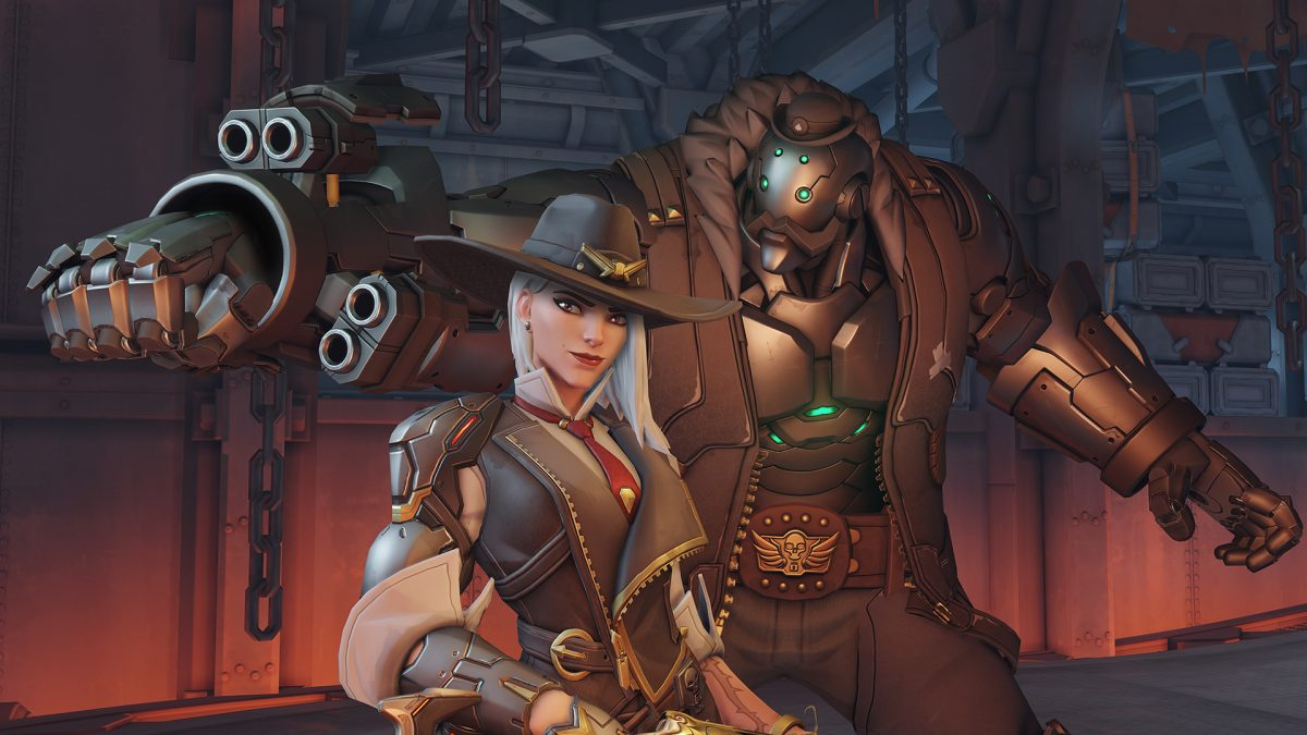 Ashe is live in Overwatch – here are her abilities | PCGamesN