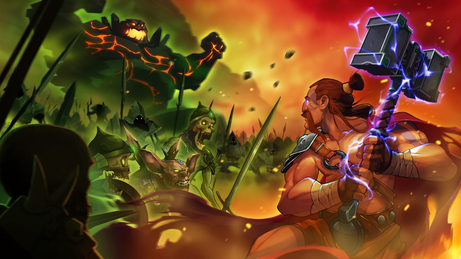 Pagan Online Is The New Action RPG From World Of Tanks