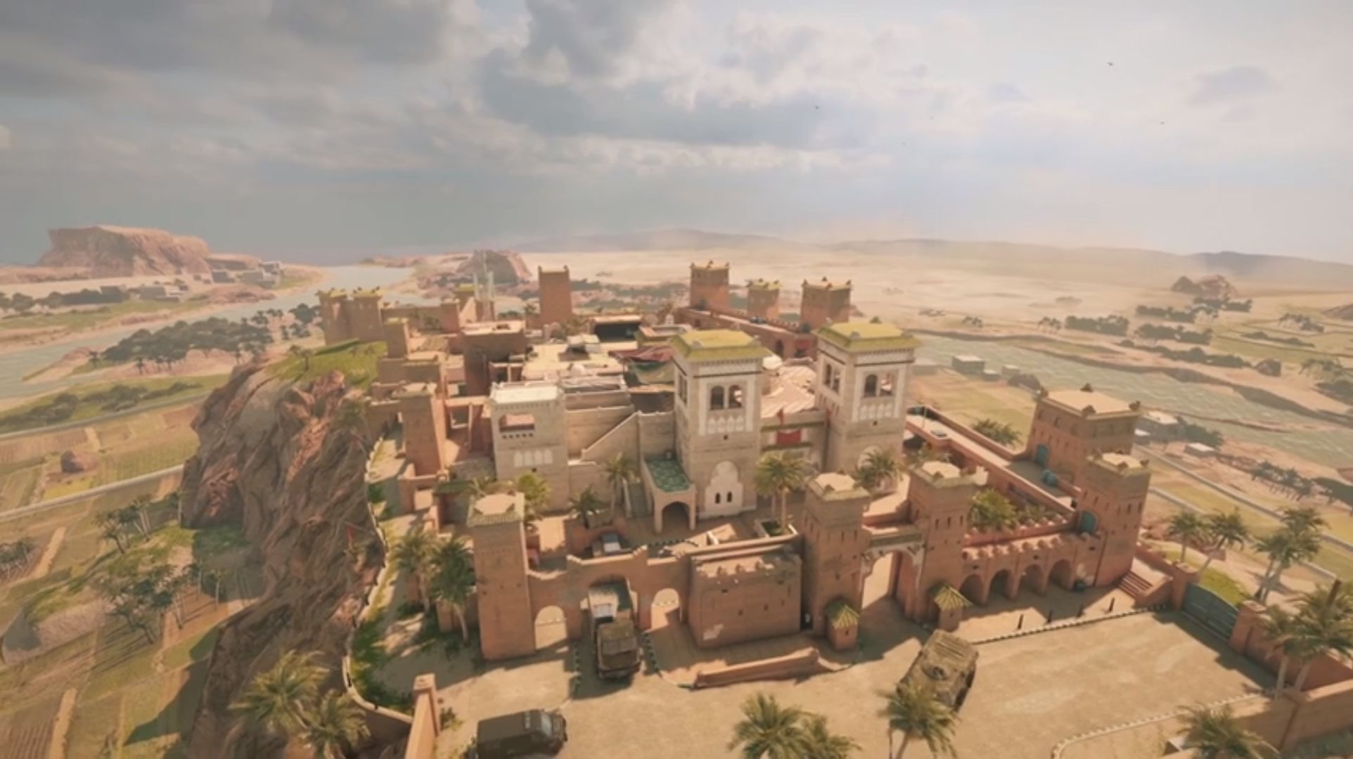 Here S The Trailer For Rainbow Six Siege S New Morocco Map