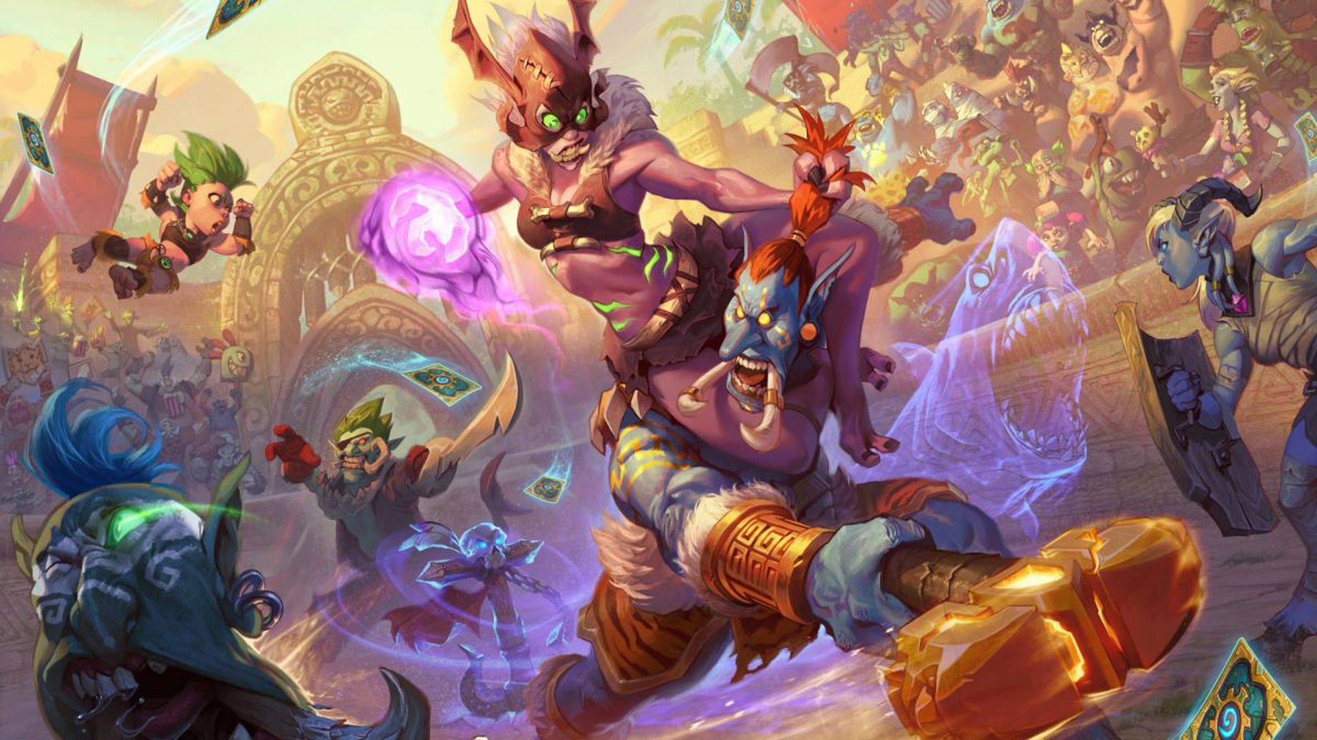 Hearthstone: Rastakhan's Rumble cards – our favourite new ...