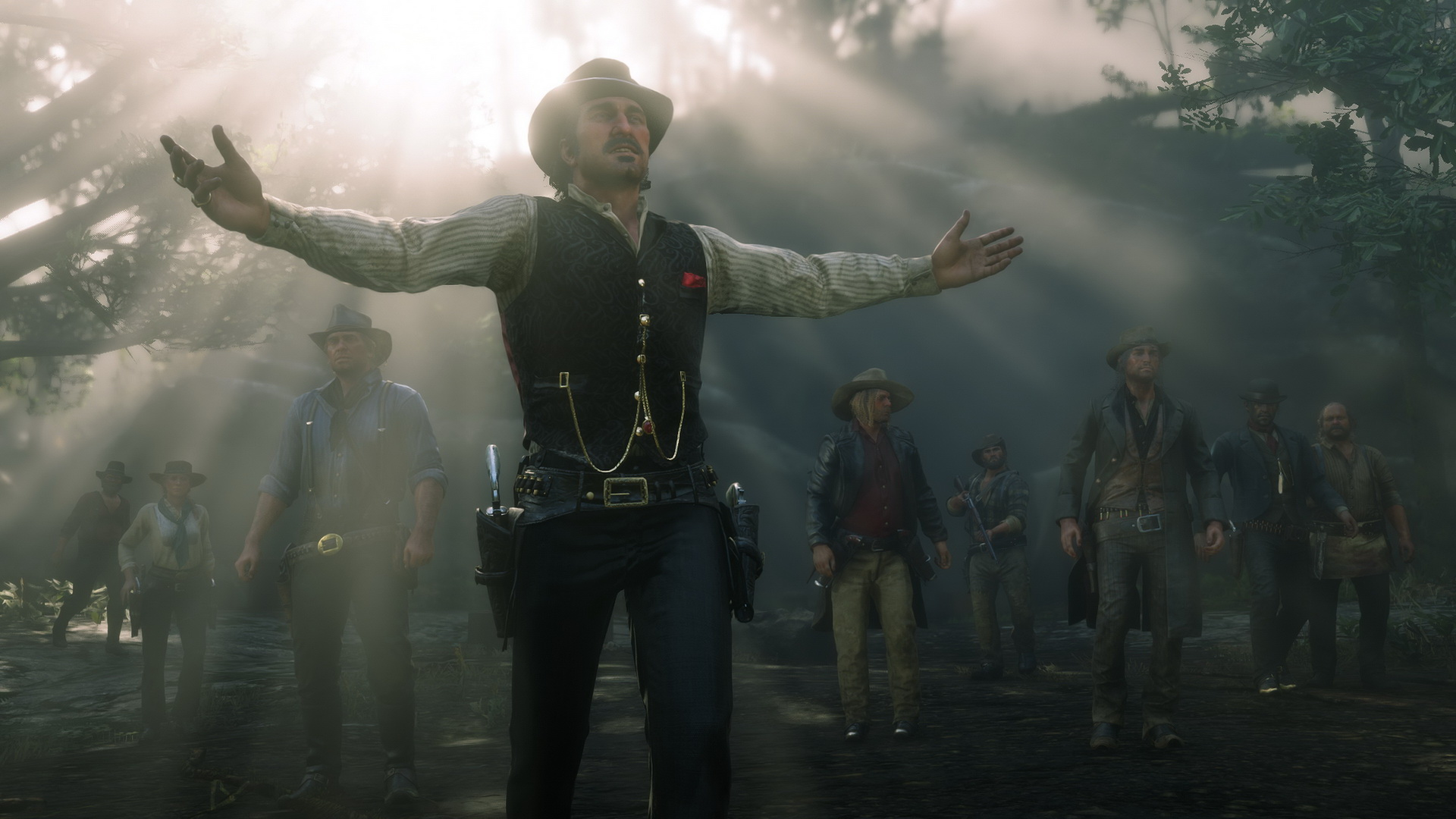 Red Dead Redemption 2 Online release times – console ...  Red Dead Redemp...