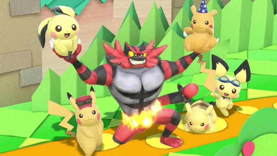 Partner Pokemon Spirits available in Super Smash Bros. Ultimate