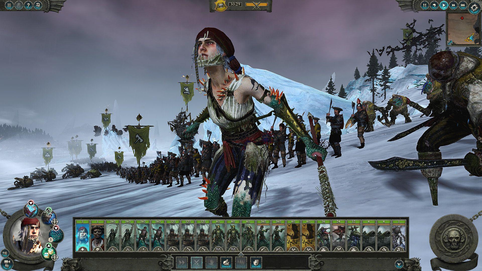 Total War: Warhammer 2 Vampire Coast guide – Infamy