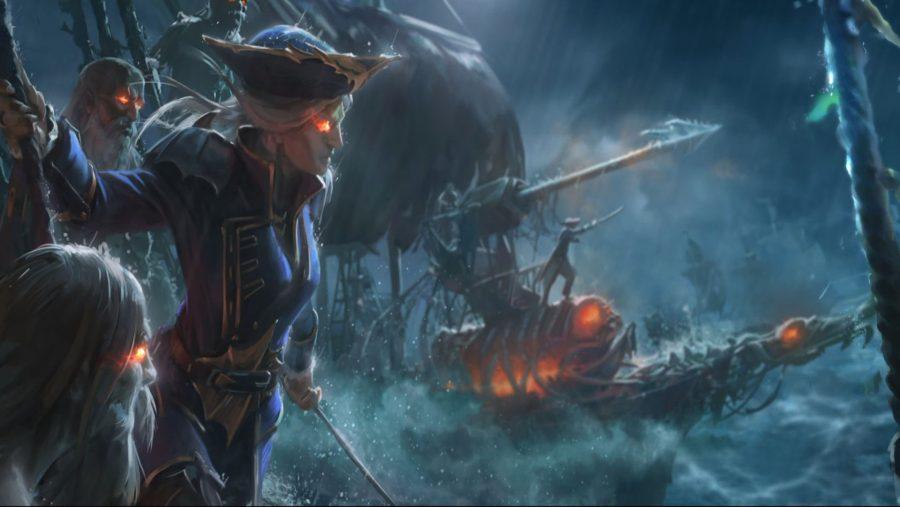 Total War: Warhammer 2 Vampire Coast guide – Infamy, shipbuilding